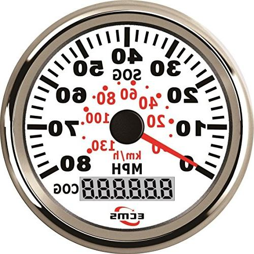 marine car gps speedometer gauge