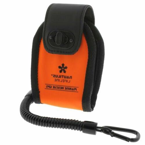 Nautilus LifeLine Neoprene Pouch for Marine GPS Rescue Radio