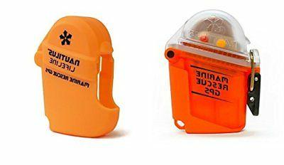 marine rescue gps with silicone case
