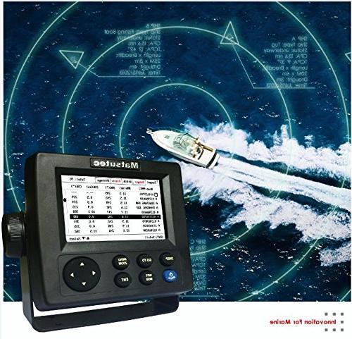 Matsutec LCD GPS Navigator