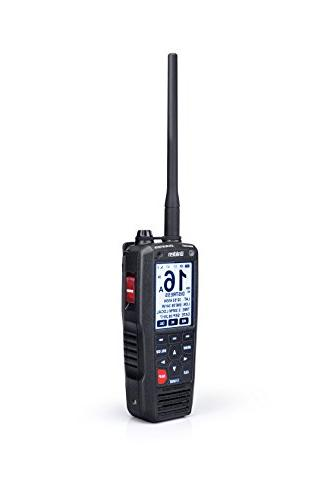 Uniden D Floating Handheld Marine Text Other Capable Radios, Submersible