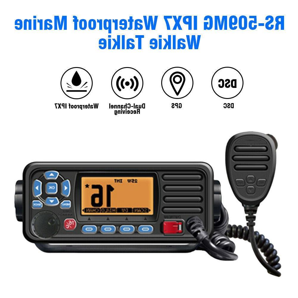 Boat Ham Radio Walkie GPS GNSS DSC