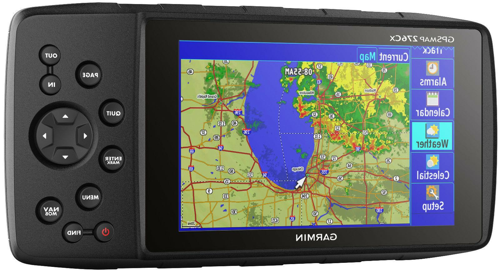 NWB Garmin GPSMAP All-terrain GPS Mapping 010-01607-00