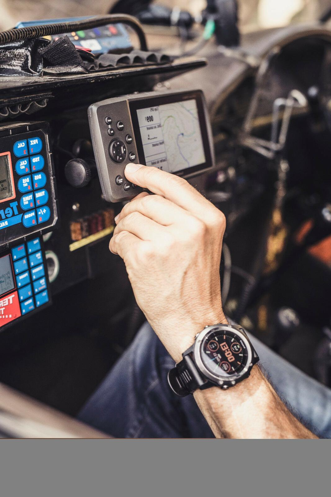 NWB All-terrain GPS Navigator Advanced Mapping