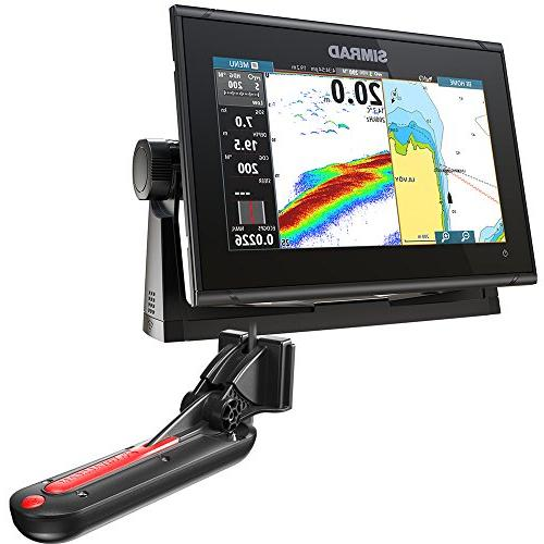 go9 xse chartplotter w totalscan