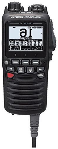 "Standard Horizon SSM-70H 2.5"" Wired Remote Access Microphone"