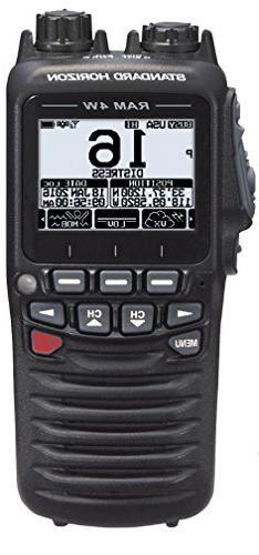 """Standard Horizon SSM-71H 2.5"""" Wireless Remote Access Microph"""