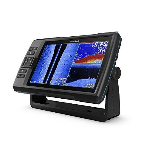 Garmin with CV52HW-TM transducer, 010-01875-00