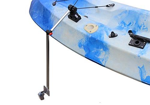 Brocraft Transducer Arm + Fishfinder mount
