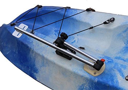 Brocraft Transducer Arm + Universal