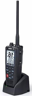 Uniden MHS335BT Handheld VHF Marine Floating Boat Radio w/GP