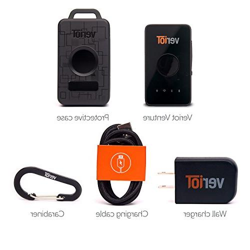 Veriot Smart GPS Tracking Device. ADDITIONAL and 2019. Best Kids, Fleets. AT&T 3G.