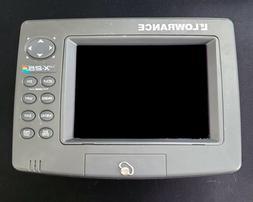 Lowrance LCX-25C  GPS fishfinder Sonar Radar