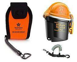 Nautilus LifeLine Marine GPS Rescue Radio and Neoprene Pouch