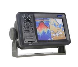 marine plotter sounder fishfinder dual frequency gps