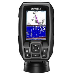 Garmin Marine Striker 4 Fishfinder With GPS Transom Transduc