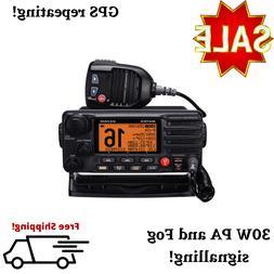 Standard Horizon Matrix GX2000 VHF Black Marine Boat Radio w