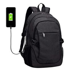 Men Women Backpack,Travel Water Resistant School Backpack wi