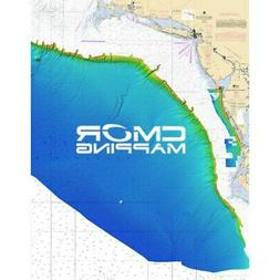 CMOR Mapping Mid Atlantic microSD Format Electronic Chart fo