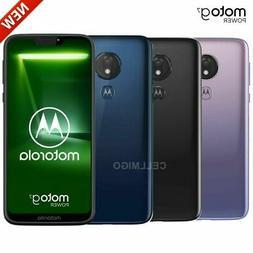 "Motorola Moto G7 Power  6.2"" Dual SIM 4G LTE GSM Unlocked XT"