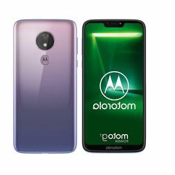 "Motorola Moto G7 POWER DS  XT1955-2 6.2"" FHD+ Display Dual S"