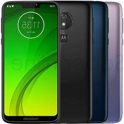 "Motorola Moto G7 Power 64GB 4GB RAM XT1955-4 Dual Sim  6.2"""