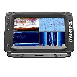 "Elite Navico Ti 9"" Sonar/GPS Mid/High Down Scan"
