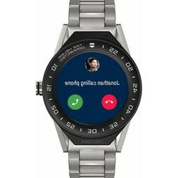 New Tag Heuer Connected Modular 41 Titanium Men's Watch SBF8