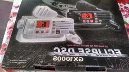 NEW IN BOX : STANDARD HORIZON ECLIPSE DSC GX1000S MARINE VHF