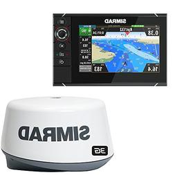 Simrad NSS7 EVO2 Radar Bundle