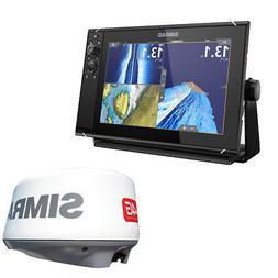 Simrad NSS7 evo3 GPS Fishfinder Bundle w/ 4G Radome & 20M Ca