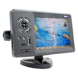 ONWA KP-708A 7-inch Color LCD <font><b>GPS</b></font> Chart