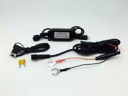 Original Trackimo Vehicle/Marine Kit Power Supply/Charger. A