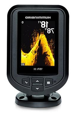 Humminbird 409690-1 PiranhaMax 197C DI Color Fish Finder wit