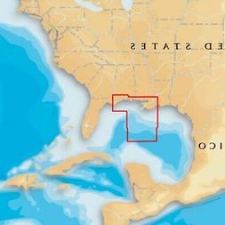 Navionics Platinum Plus - Gulf of Mexico Central - microSD/S