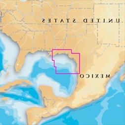 Navionics Platinum Plus West Gulf of Mexico Cartography SD/M