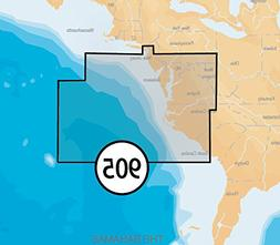 Navionics Platinum+ SD 905 US MID Atlantic & Canyons Nautica