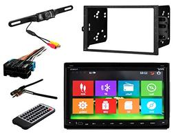 New PLDNB78i Double DIN Bluetooth Receiver 7-Inch Car Audio