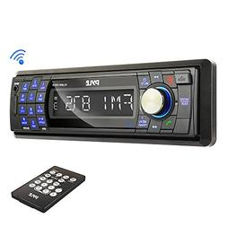 Pyle Bluetooth Marine Stereo Radio - Waterproof/Weather proo