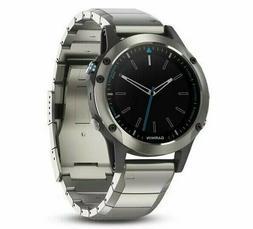 Garmin Quatix 5 Sapphire Multisport Marine Smartwatch w/ Wri