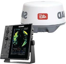 "Simrad R2009 9"" Radar With 4G Radar Dome"