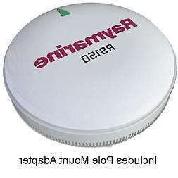 Raymarine RS150 GPS Antenna, w/ Pole Mount Kit T70327