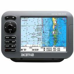 "SI-TEX SVS-880C GPS Chartplotter 8"" w/ Internal GPS Antenna"