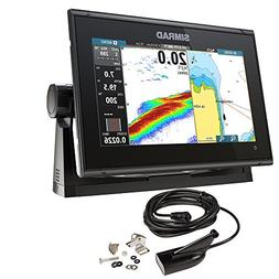 Simrad GO9 XSE Chartplotter-Fishfinder w-Medium-High DownSca