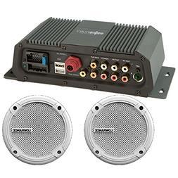 "Lowrance Sonichub2 & 6.5"" Speakers 000-12301-001"