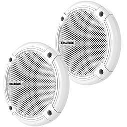 "Lowrance 6.5"" Speakers - 200W-6.5,White"