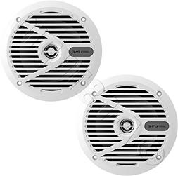 Alpine SPS-M601W Marine Audio 6-1/2 2-Way Coaxial Speakers i