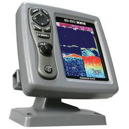 SI-TEX CVS-126 Dual Frequency Color Echo Sounder Si--CVS-126