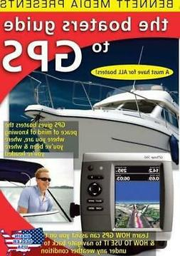 The Boater's Guide to GPS, New, Free Ship