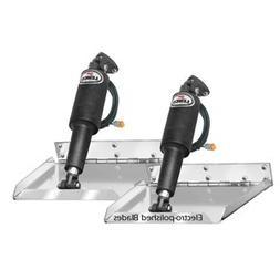 """Lenco Marine Performance Trim Tab Kit - 16"""" x 12"""""""